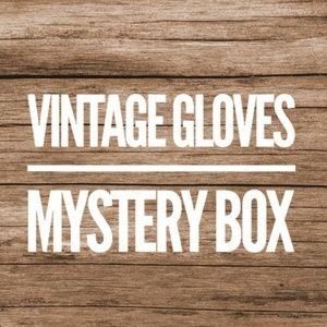 20+ Vintage Gloves Mystery Box – 5 lbs Worth